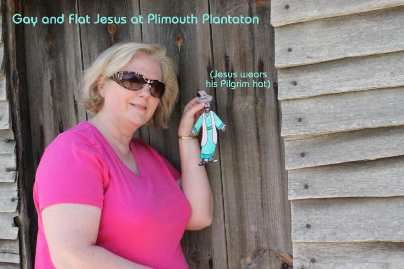 Gay & FJ at Plimouth Plantaion.JPG