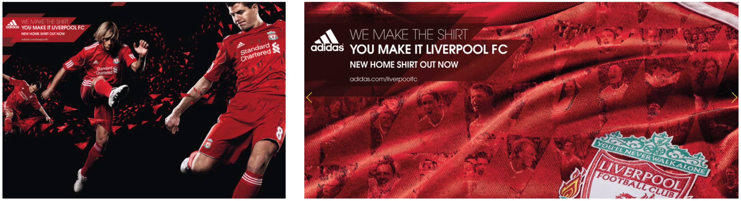 Adidas Liverpool FC