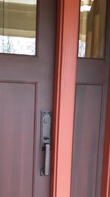 fiberglass custom color finish