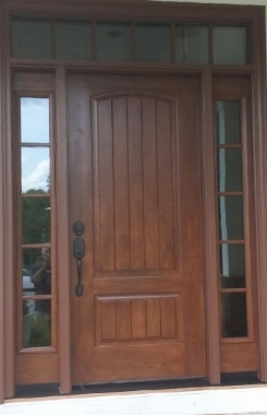 Artisan craftsmanship doors for beauty, and style. By ProVia.Security by ProSpeed Security Door Jambs -
