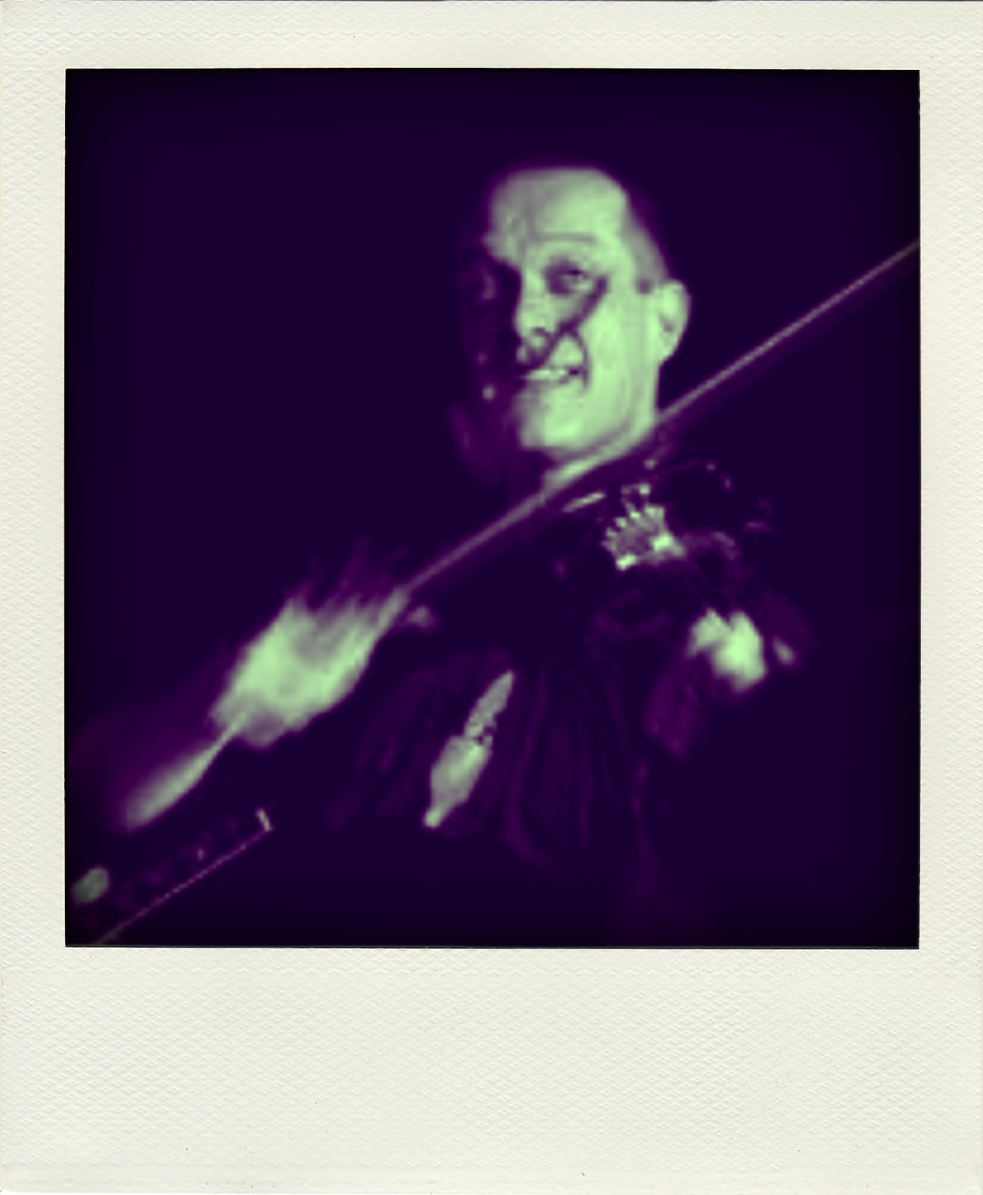 DC with violin