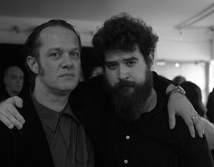 With Daniel Knox. Plague Songs, Barbican 2006