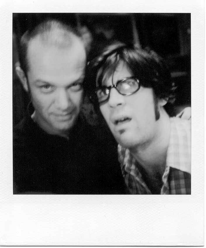With Ed Harcourt, Realworld, 1990s