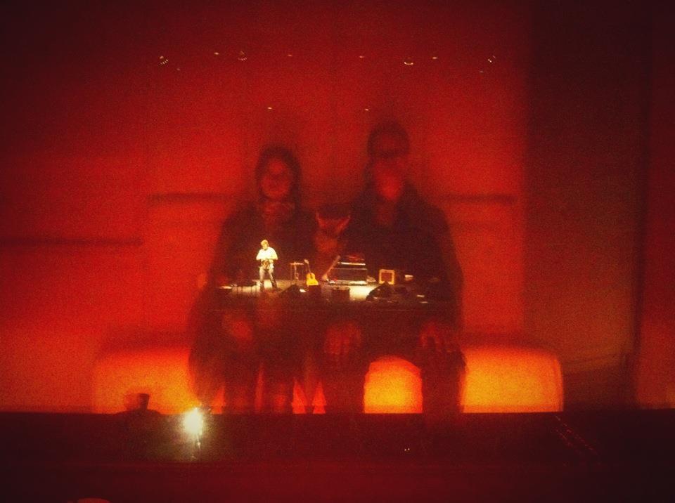 With Kei Koyama. Passos Manuel, Porto, 2012