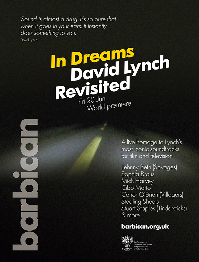 IN DREAMS: DAVID LYNCH REVISITED