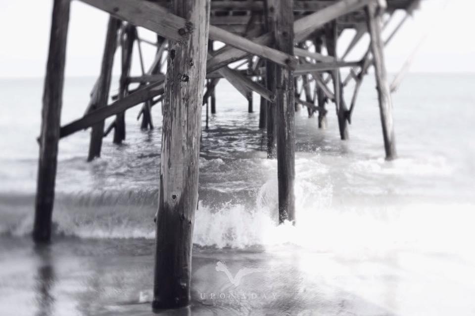 Malibu Beach, California.