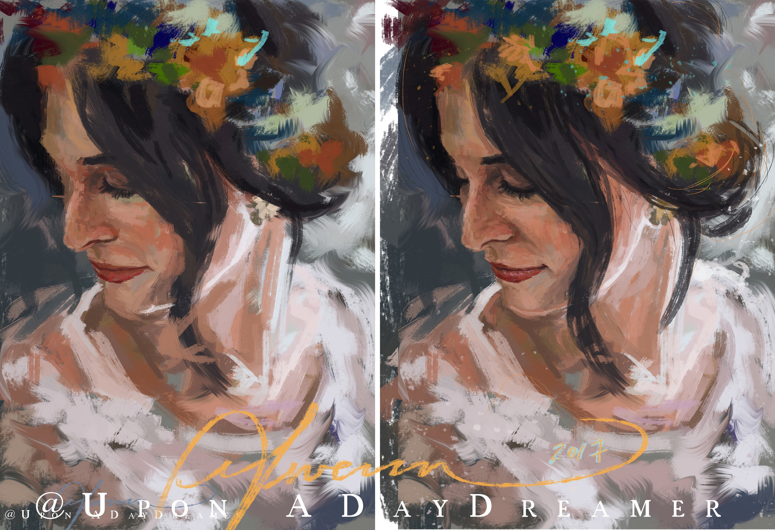 How to add adjustments that make a drawing more masculine or feminine.