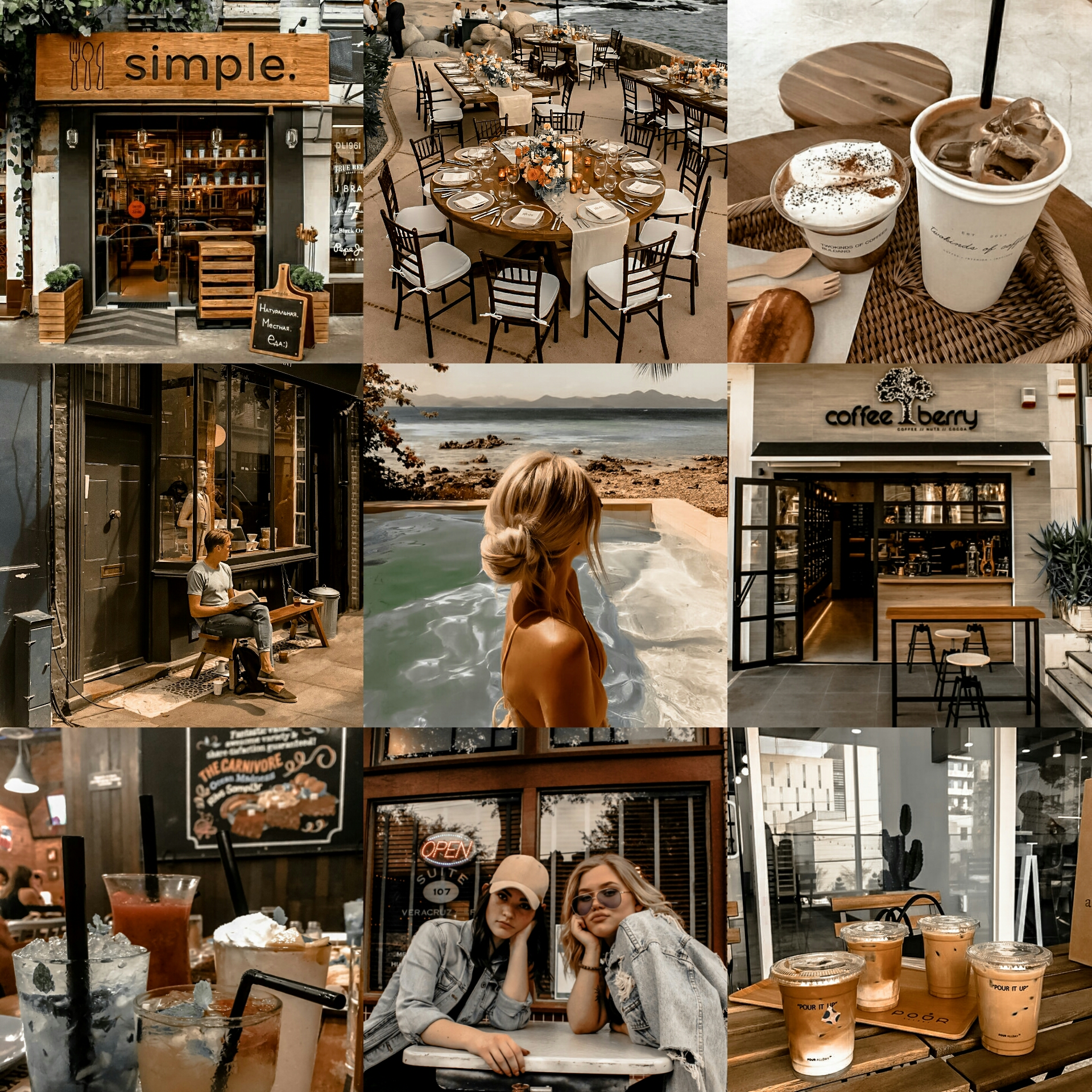 Brown Toned Preset - 1 Lightroom preset compatible for desktop (old and new version of Lr) which stunningly enhances your photos such as travel, indoors, and outdoors. The different tones includes different vibes.