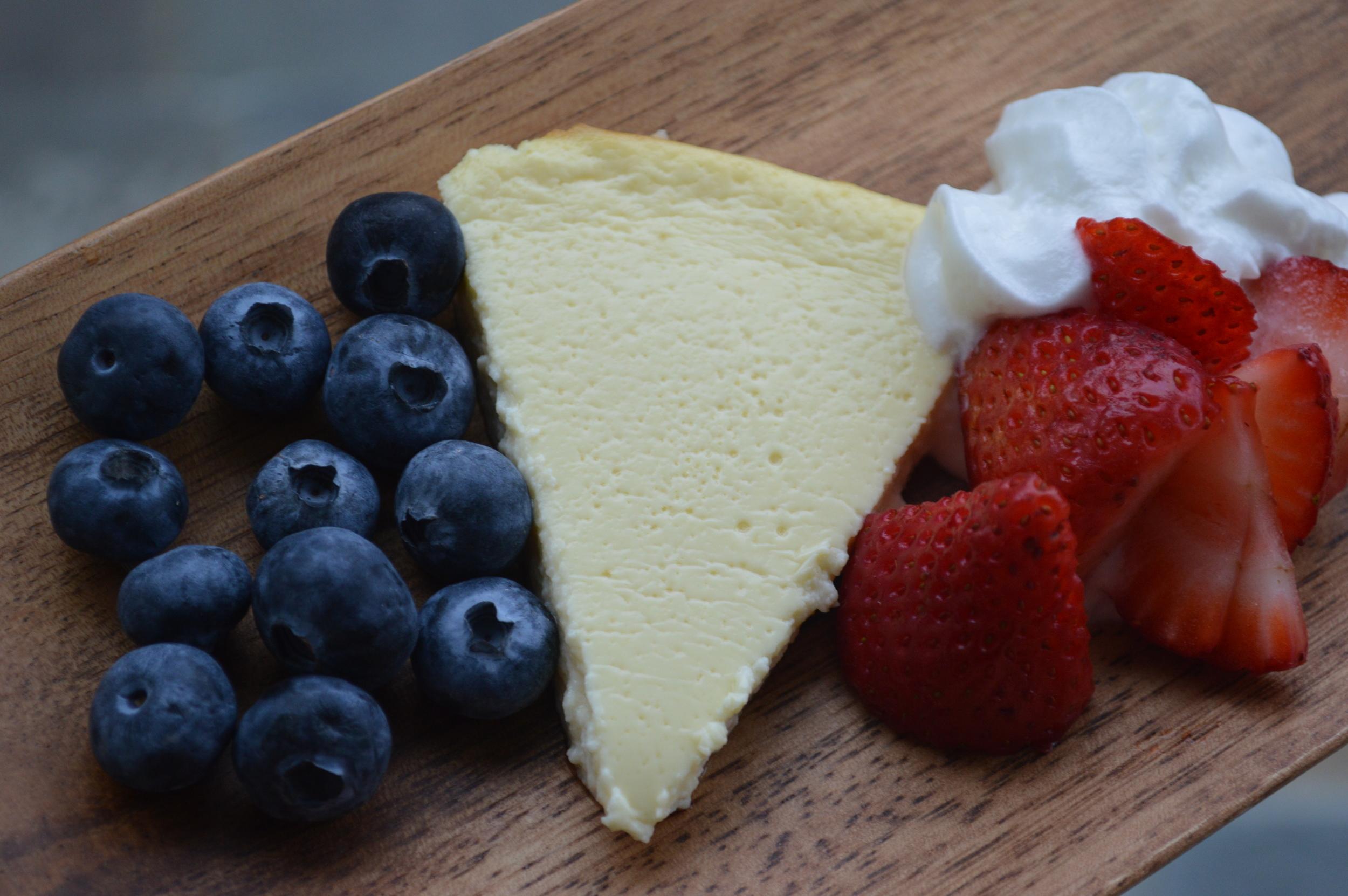 Skyr Cheesecake