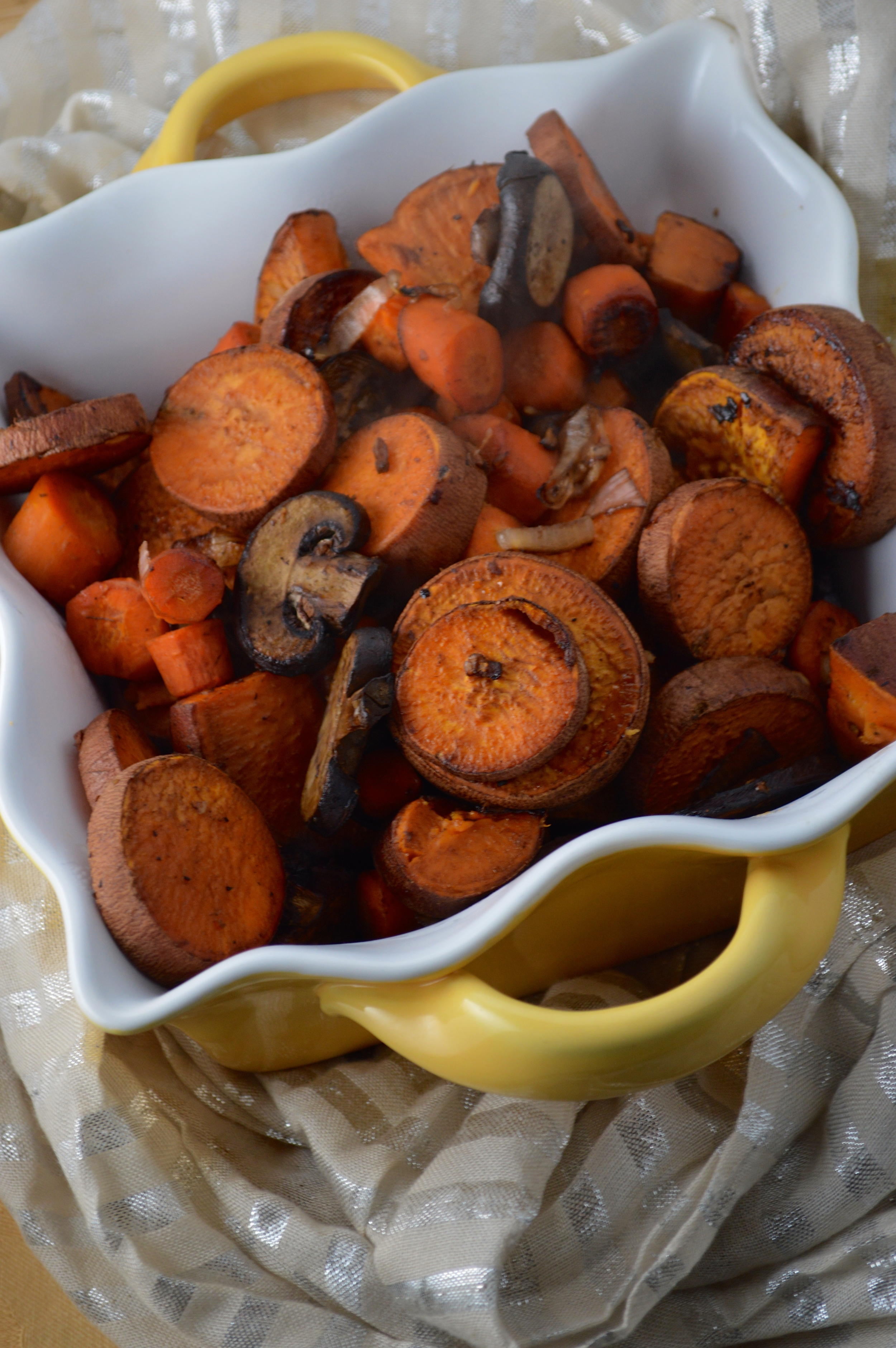 Balsamic Veggies