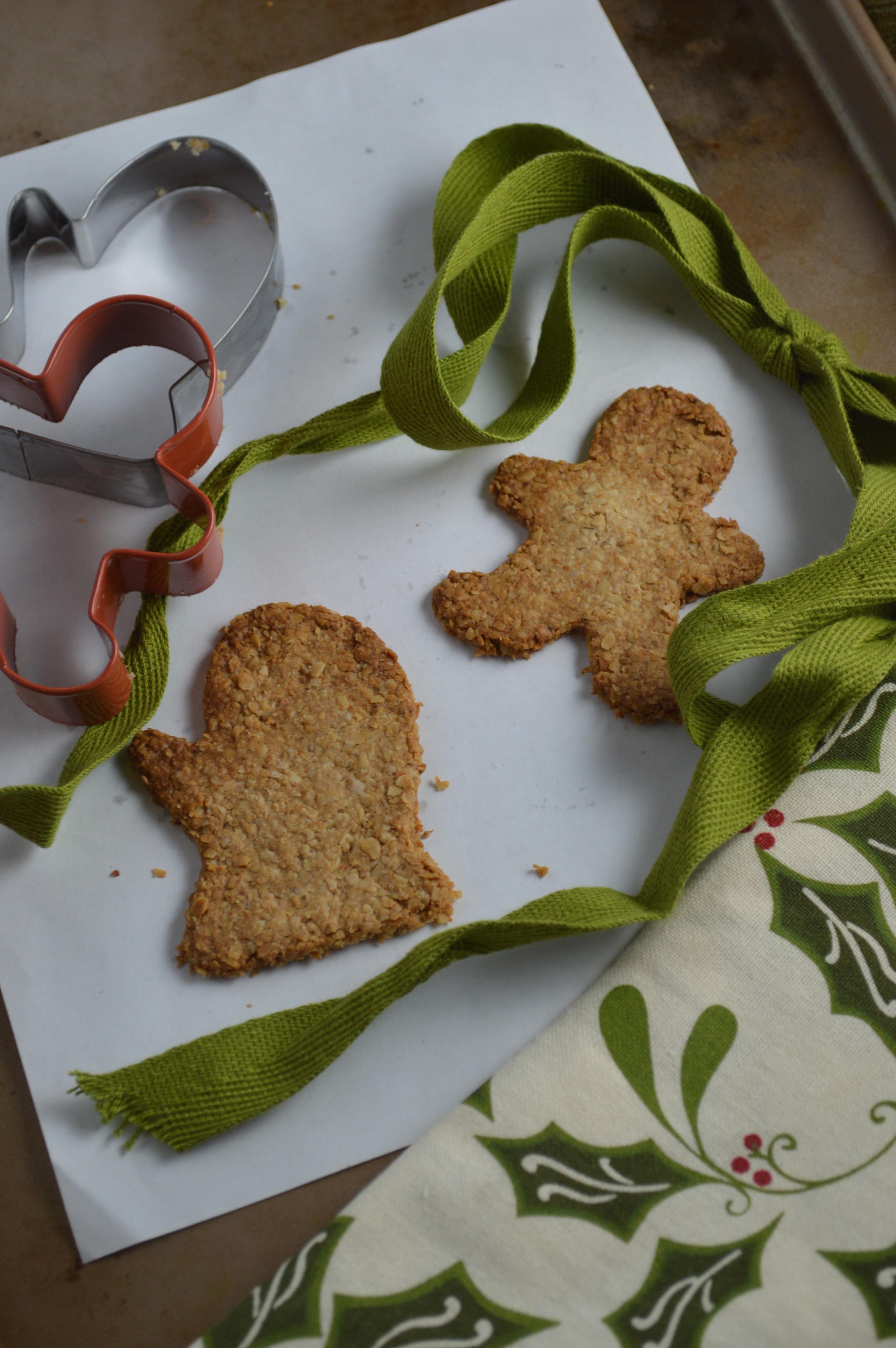 Honey-Oat Sugar Cookies