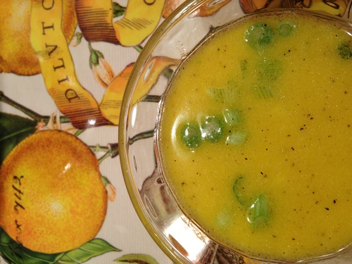 Creamy Citrus Dressing