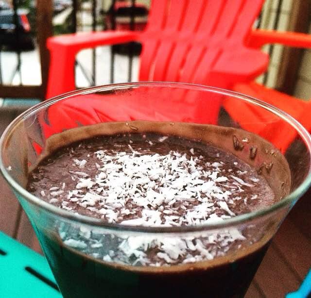 Slender Silky chocolate Pudding