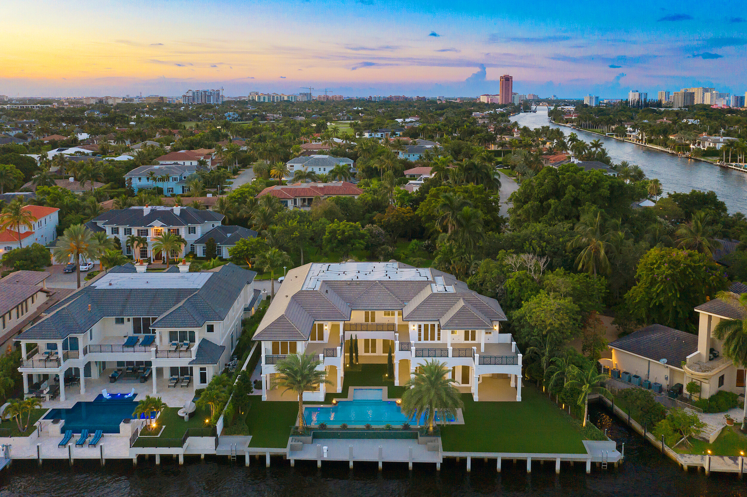 Luxury waterfront, premium homesites, and a 20-year track record of stellar service, before and after sale.