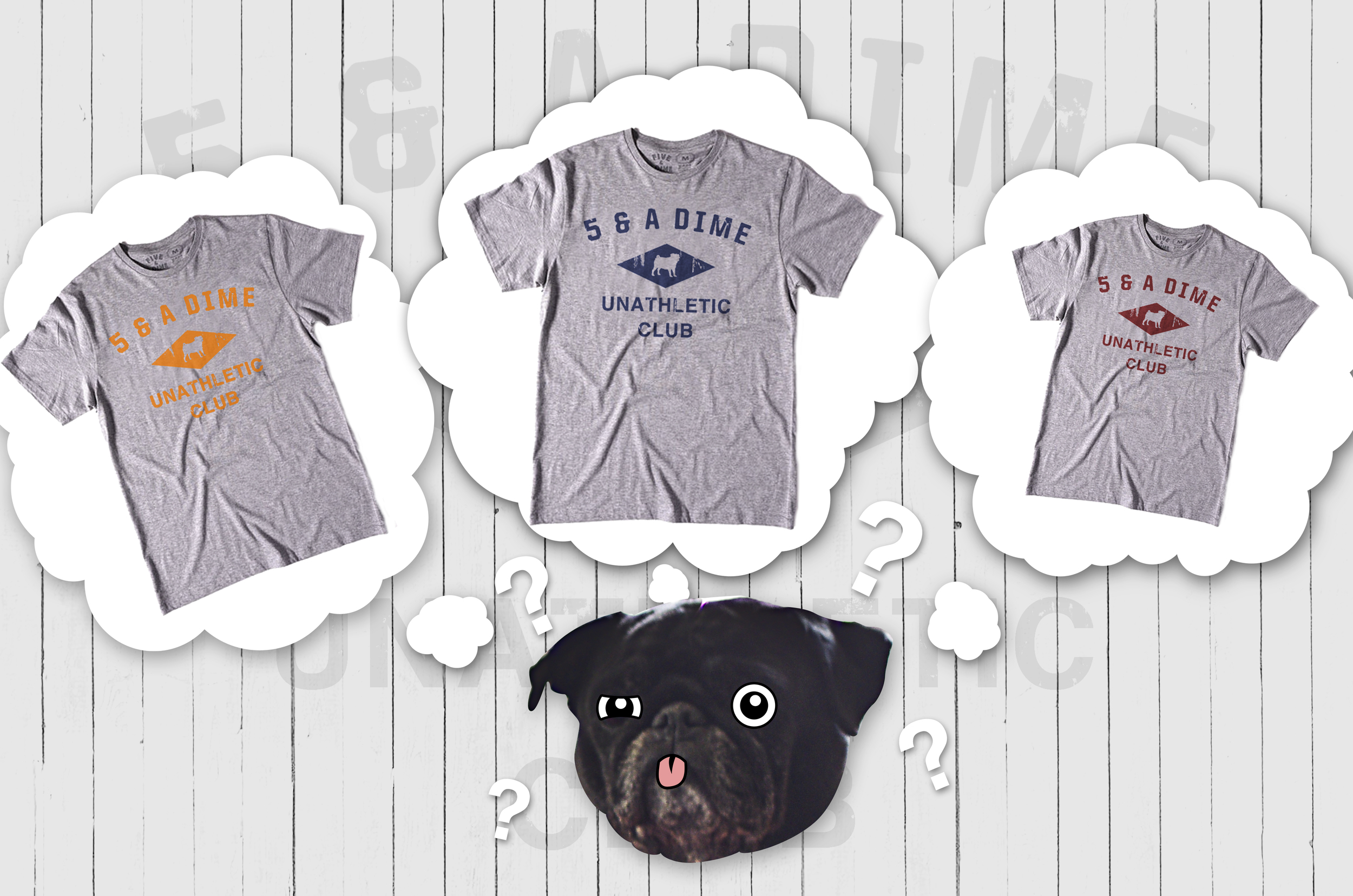 Gray, light gray, or slightly darker gray? Oh Roxy why did you volunteer to choose our next colorway?