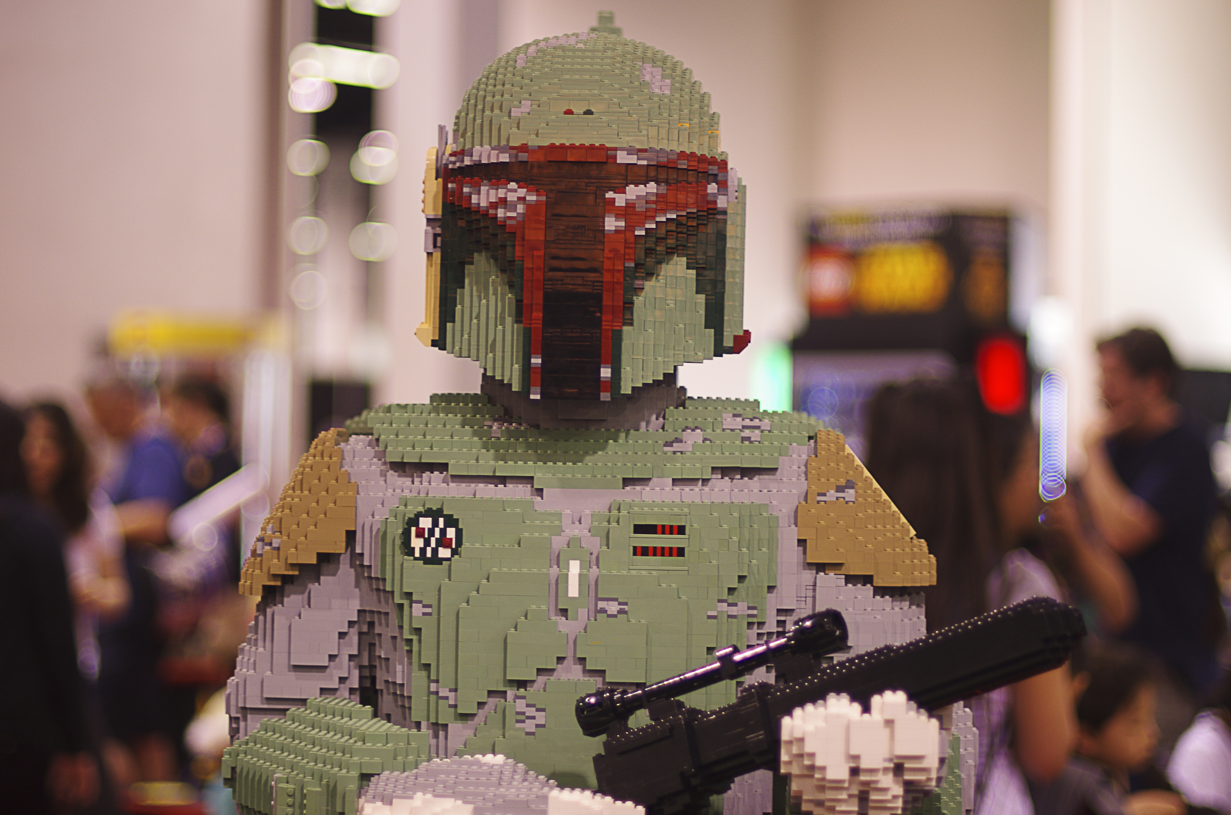 How much for this Boba Fett Lego set?