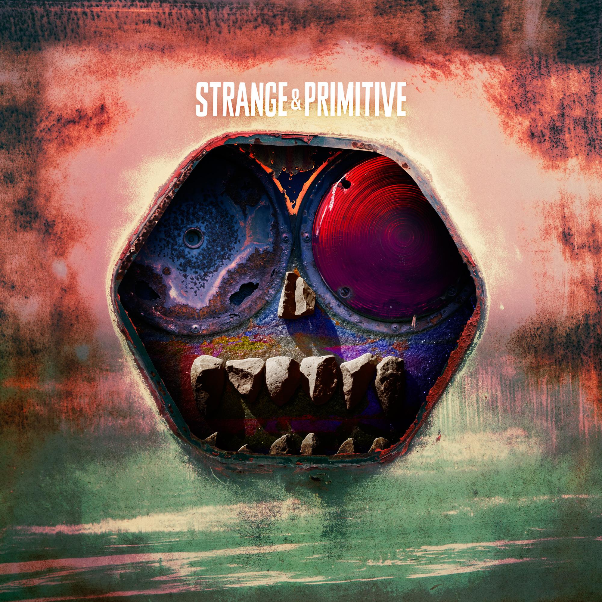 Strange & Primitive LP 1 Cover Art