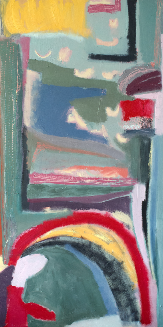 "48"" x 24"" Canvas & Oil"