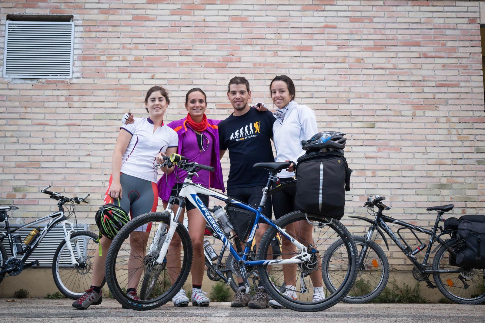 The Ondiñas Team!