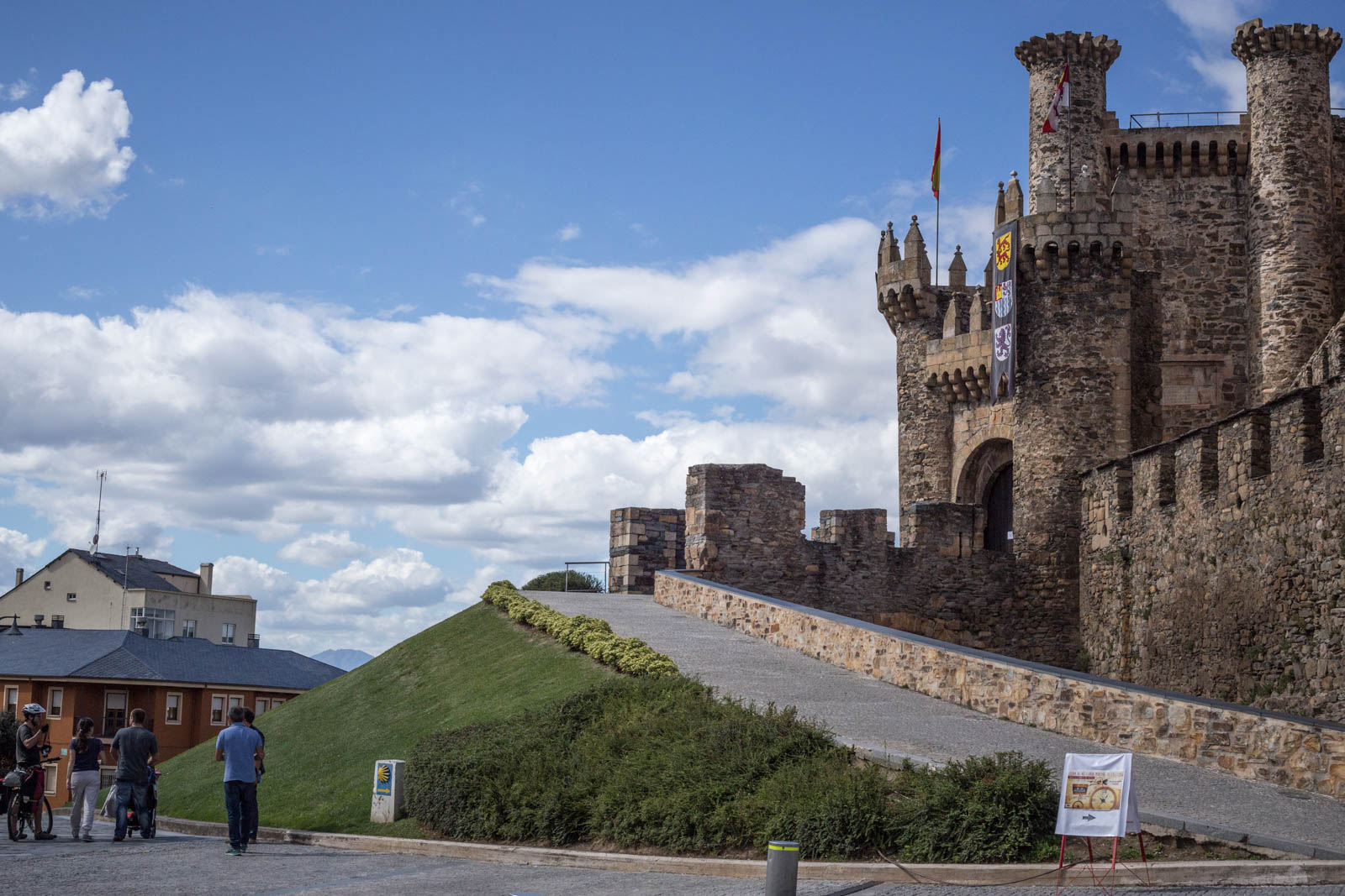 Área Castillo de Ponferrada