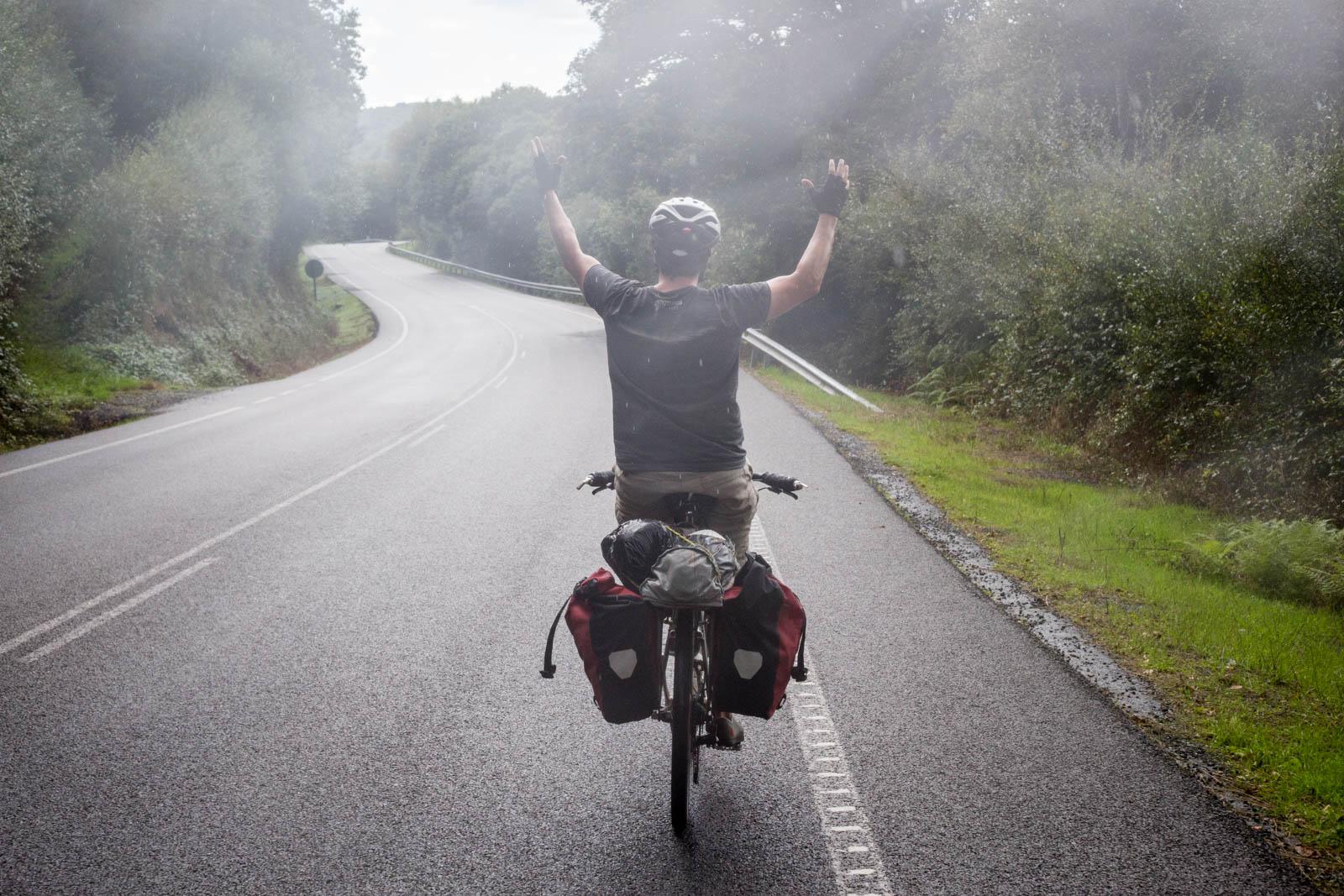 Happy rainy rides!