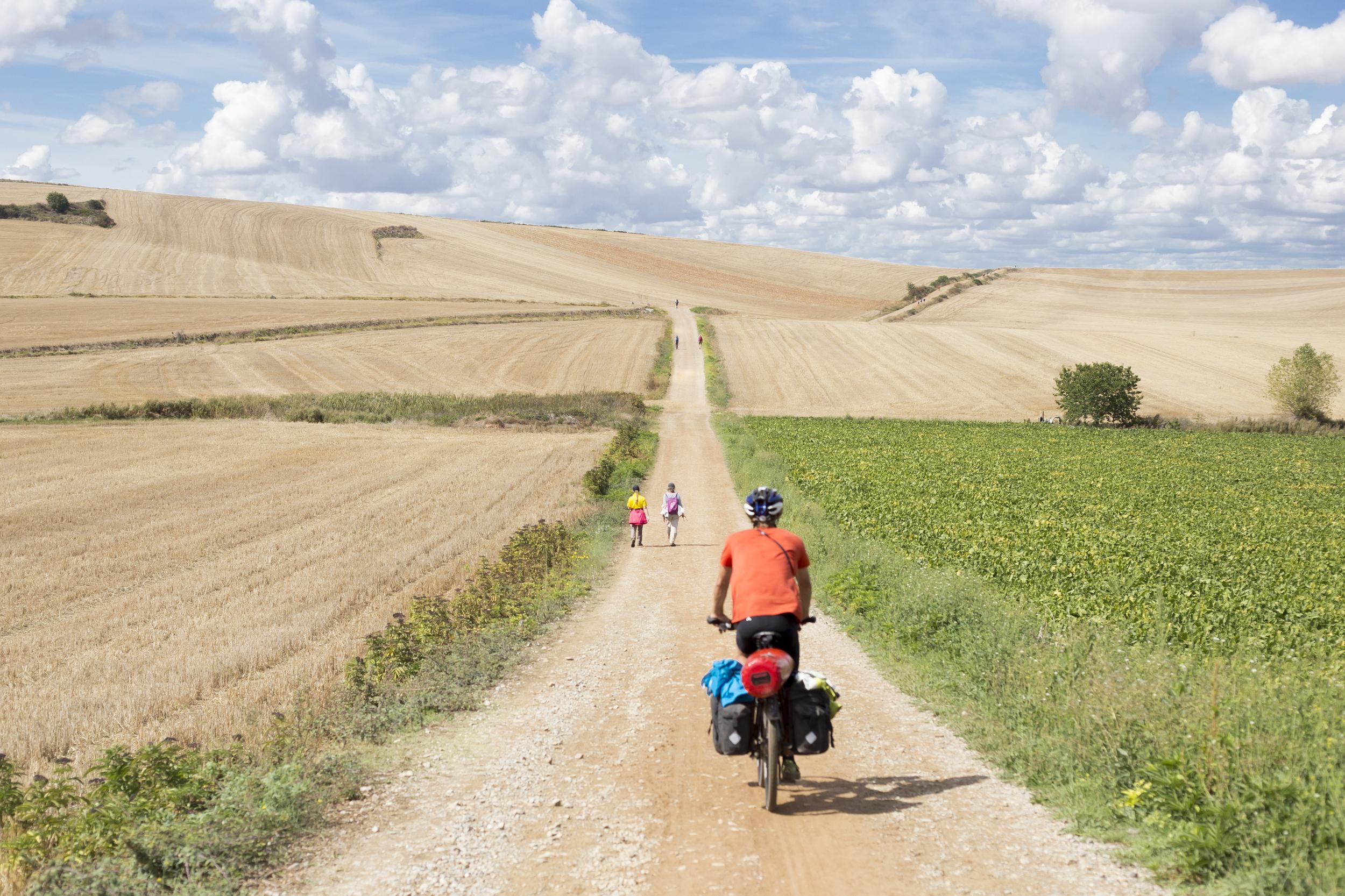 The incredible routes of the Camino de Santiago