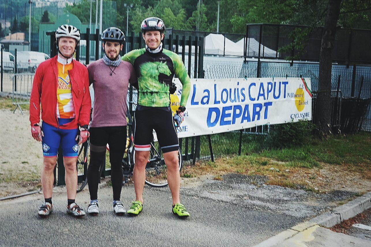 Sportive Louis Caput 2016 by Ivan Blanco - Cycling Sport France Villeneuve Loubet ESLV People