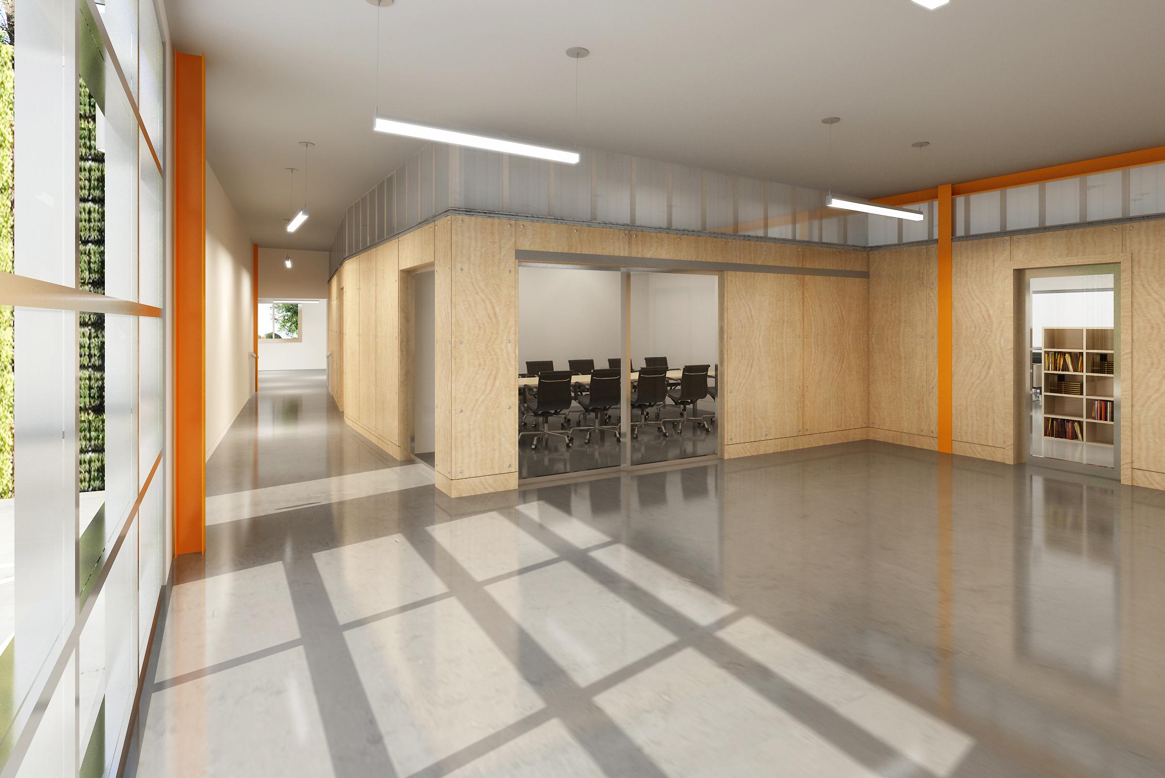 Interior (rendering)
