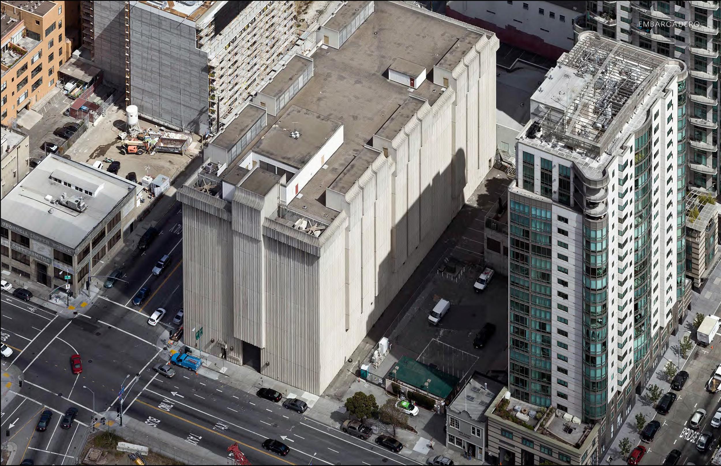 PG&E Embarcadero Substation