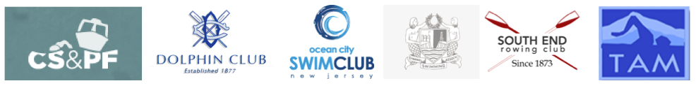 Sampling of Swim Club Logos