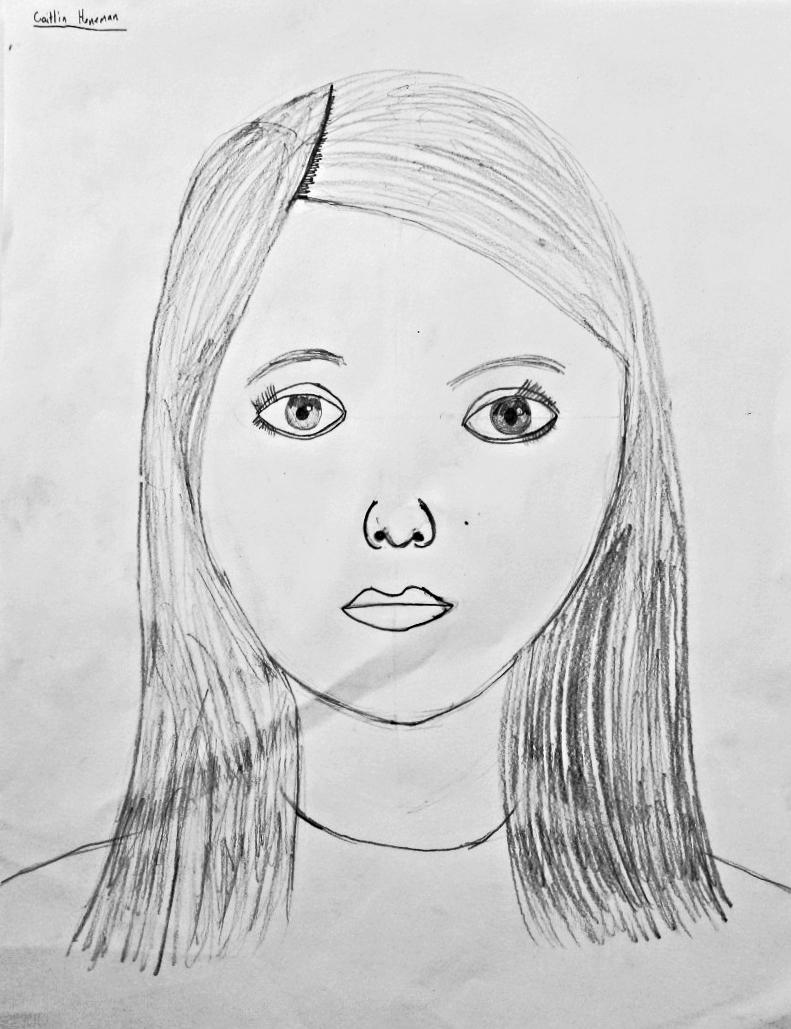 Caitlin, age 8