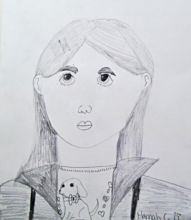 Hannah C, age 9