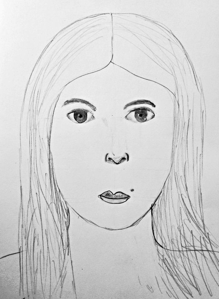 Lidia, age 8