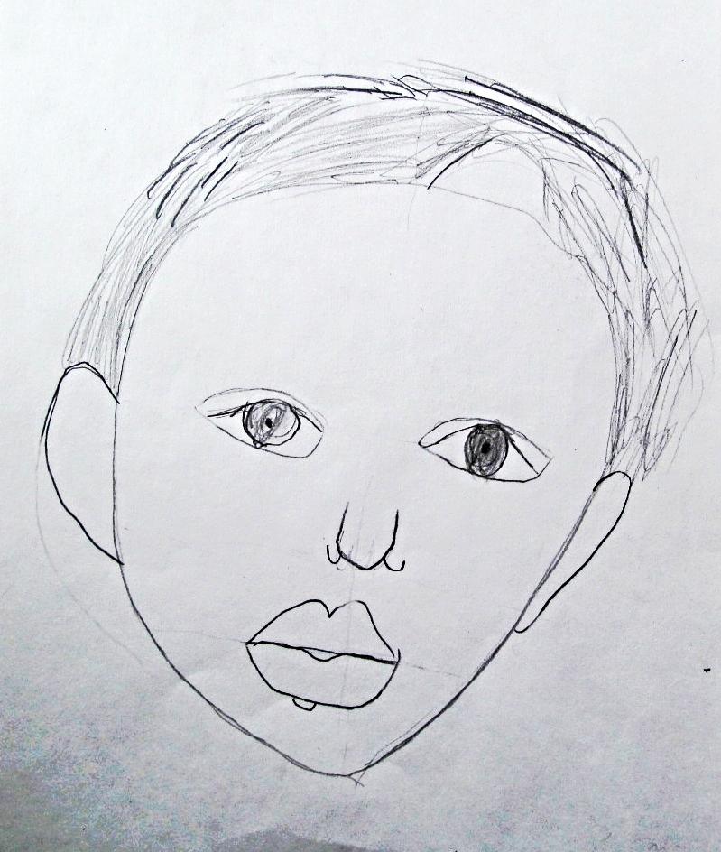 Matthew, age 8