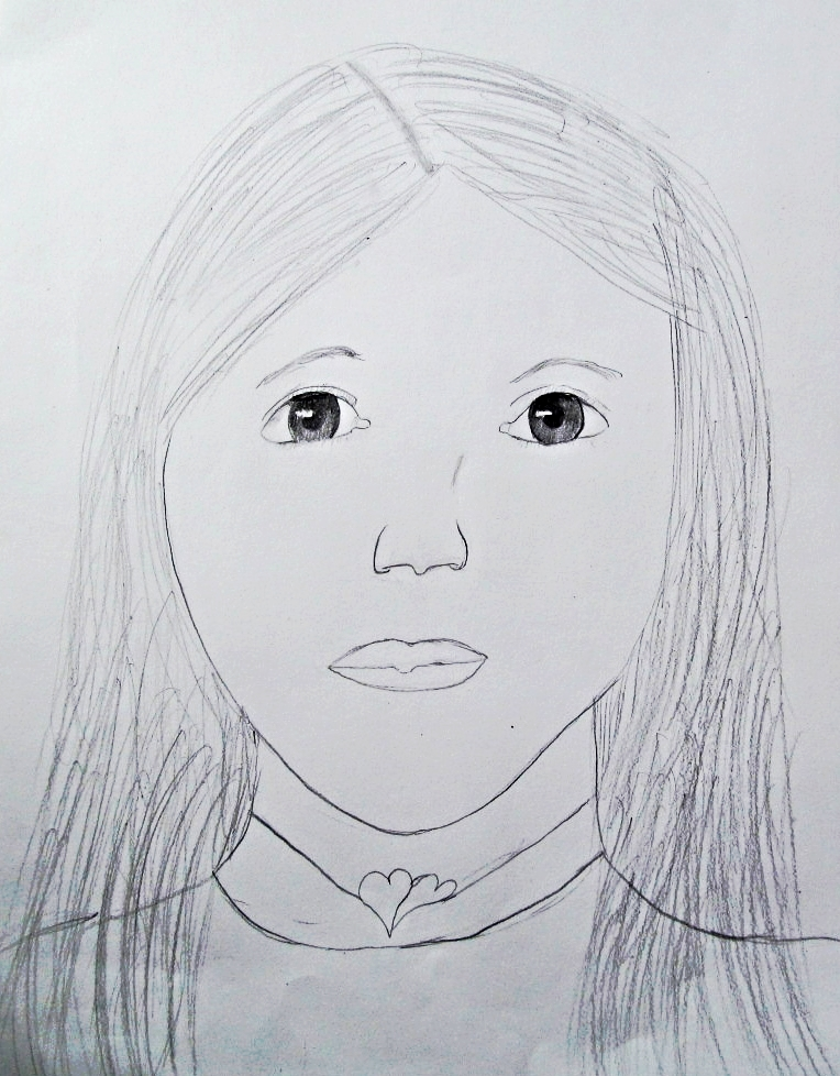 Lexi, age 8