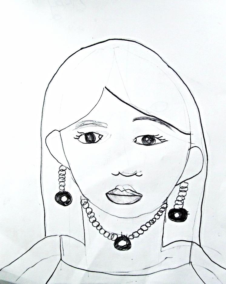 Abby H, age 8
