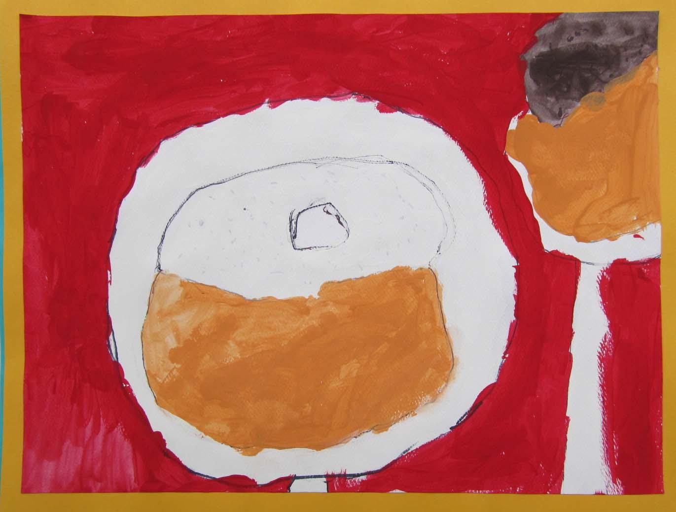 Zachary, age 8