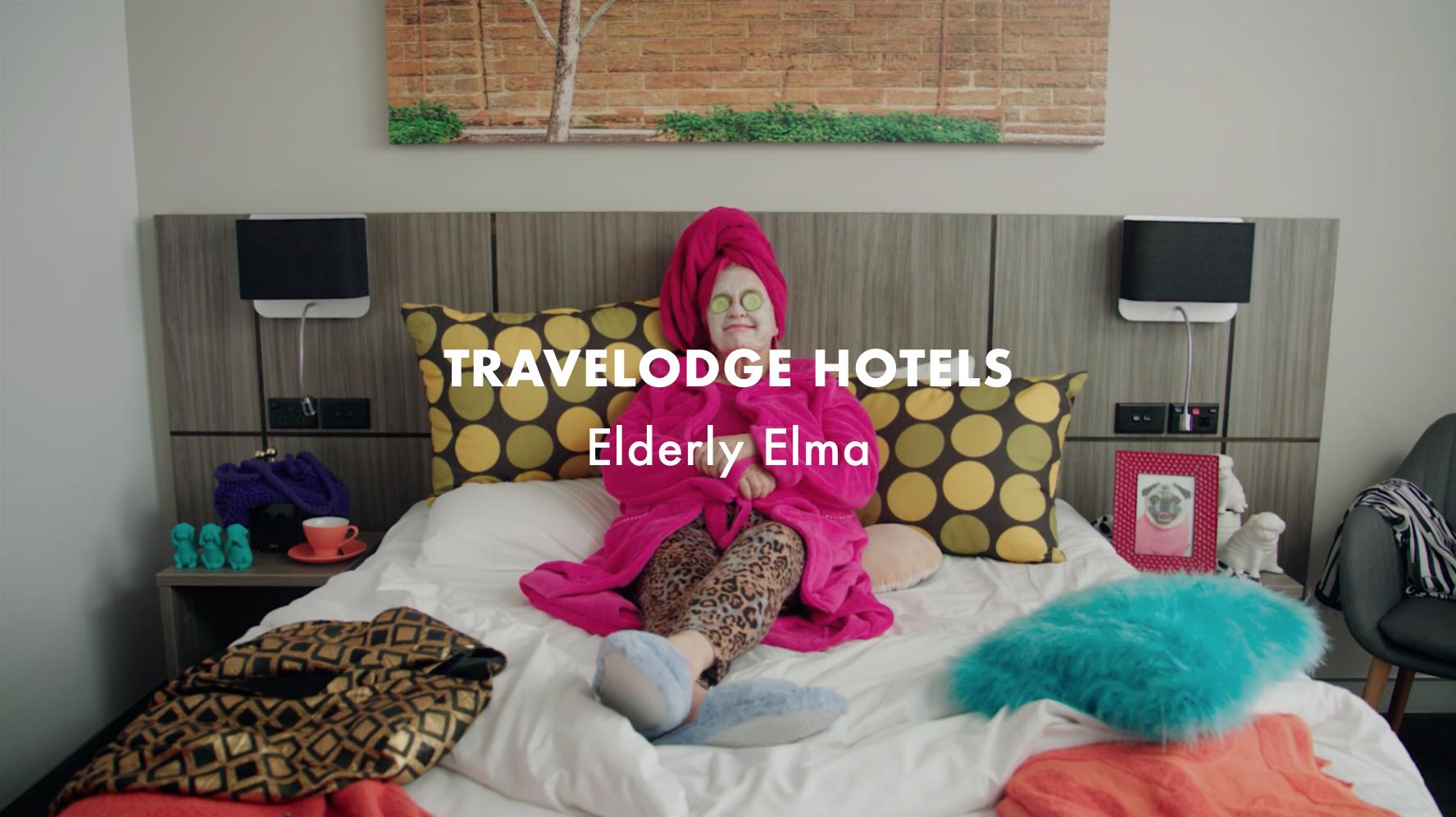 Travelodge Hotels - Elderly Elma