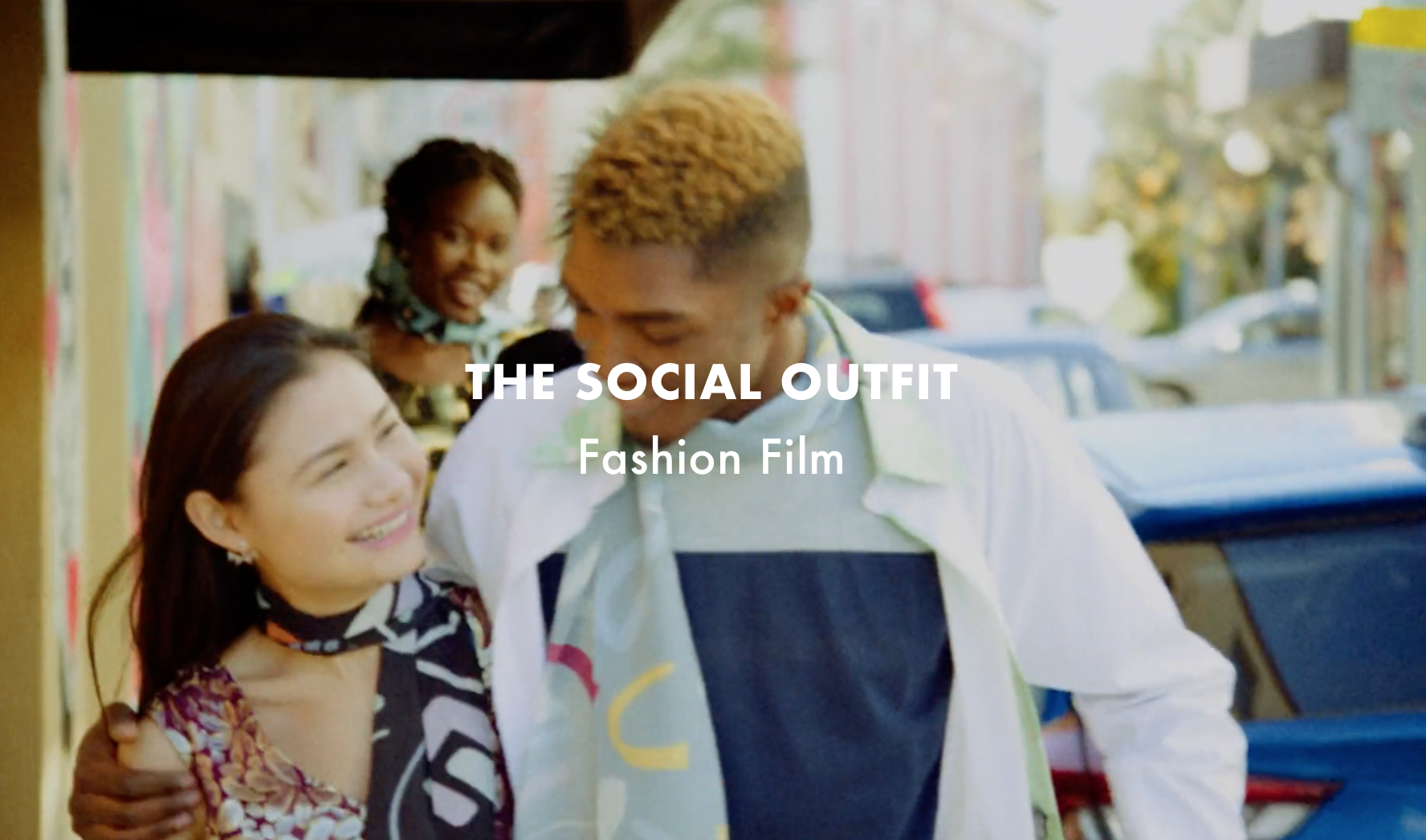 The Social Outfit World