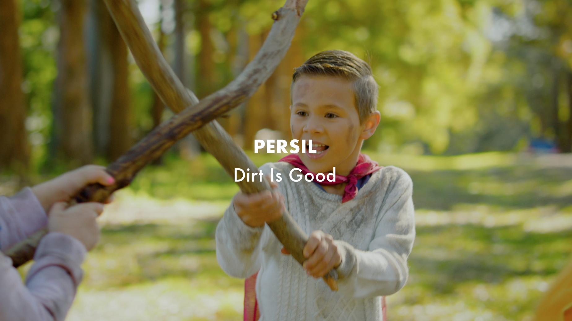Persil - Dirt Is Good