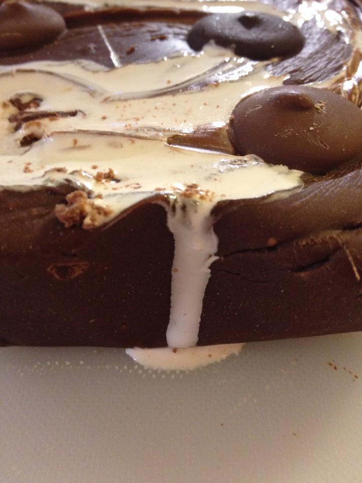 Chocolate Explosion Fudge
