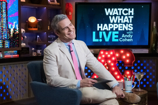 What It's Like To Bartend on 'What What Happens Live'