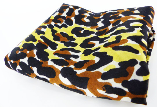 Be bold! Animal print for a bit of Fun in the Pocket!