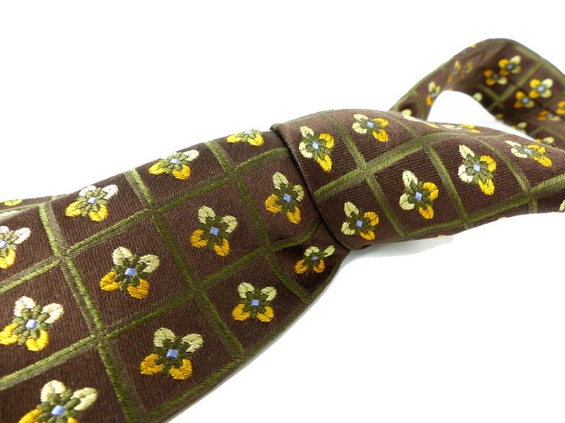 Nordstrom woven silk woven necktie