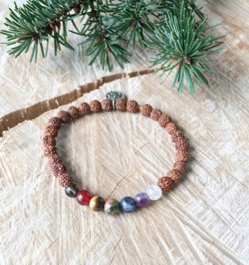 Chakra bracelet from By NML.