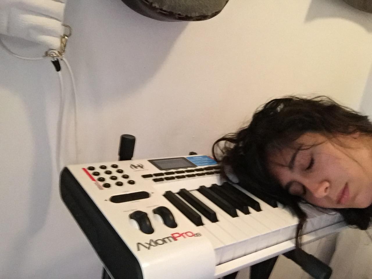 MandySleep
