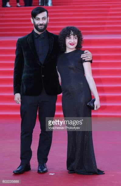 MIFF Opening Ceremony.  Ara Woland  (Co-producer, Actor) &  Rebecca Karpovsky  (Producer, Co-writer, Actor)