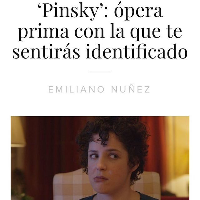 @pinskythemovie just screened at Mexico Jewish Film festival. @ficjm! Full article in bio! #film #pinsky #festival #filmfestival #mexico #mexicocity #2019
