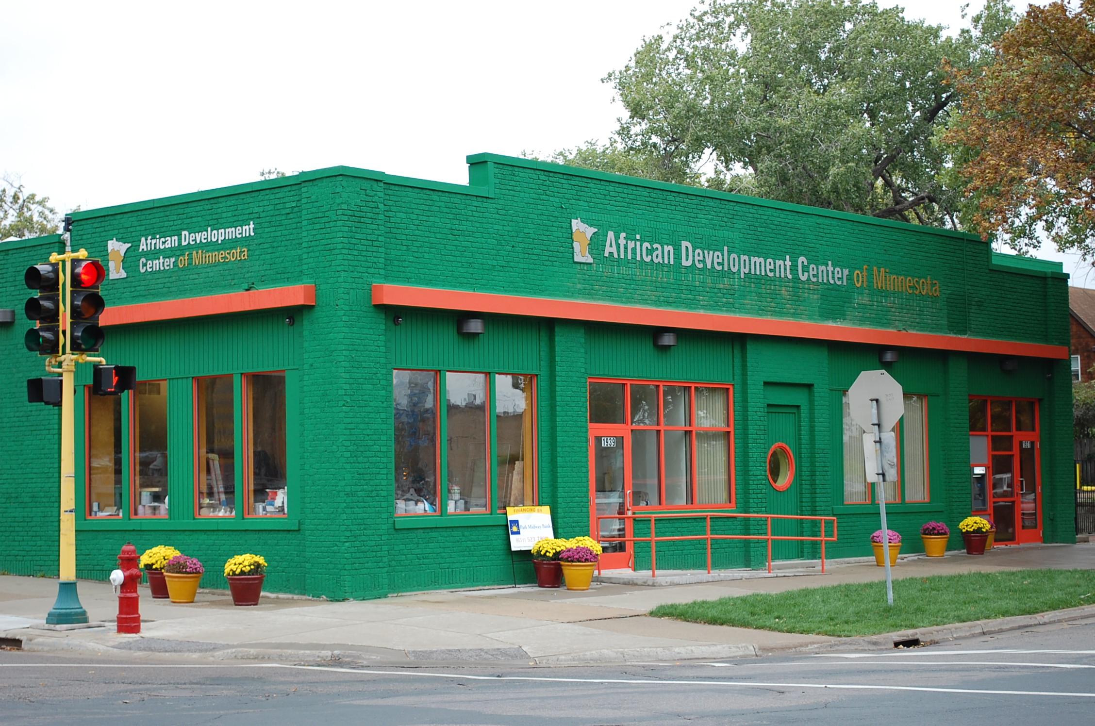 African Development Center, Minneapolis