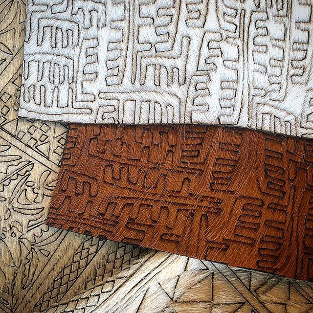 Some new designs we are developing. #luxuryleather #interiordesign